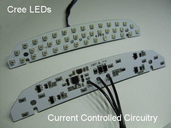 Ecliptech Tyga Brakelight LED upgrade module