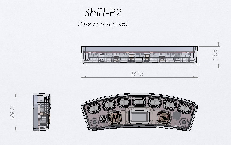 1:1 Shift-P2 Template